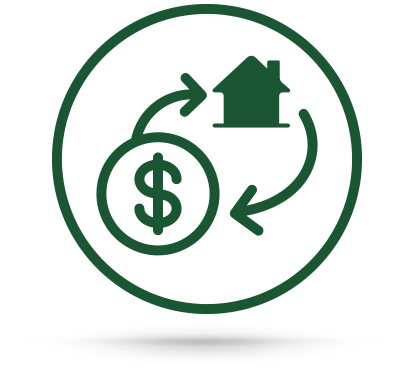 Home Equity Line of Credit Icon