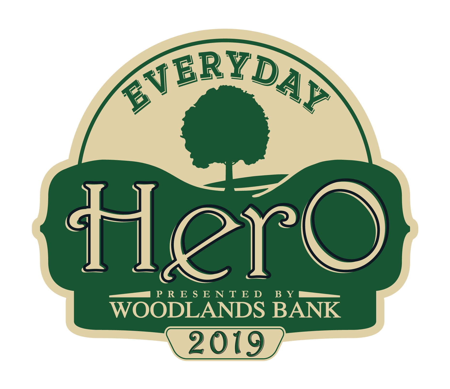 Every Day Hero 2019 Logo